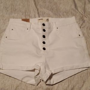 NWT Garage short shorts